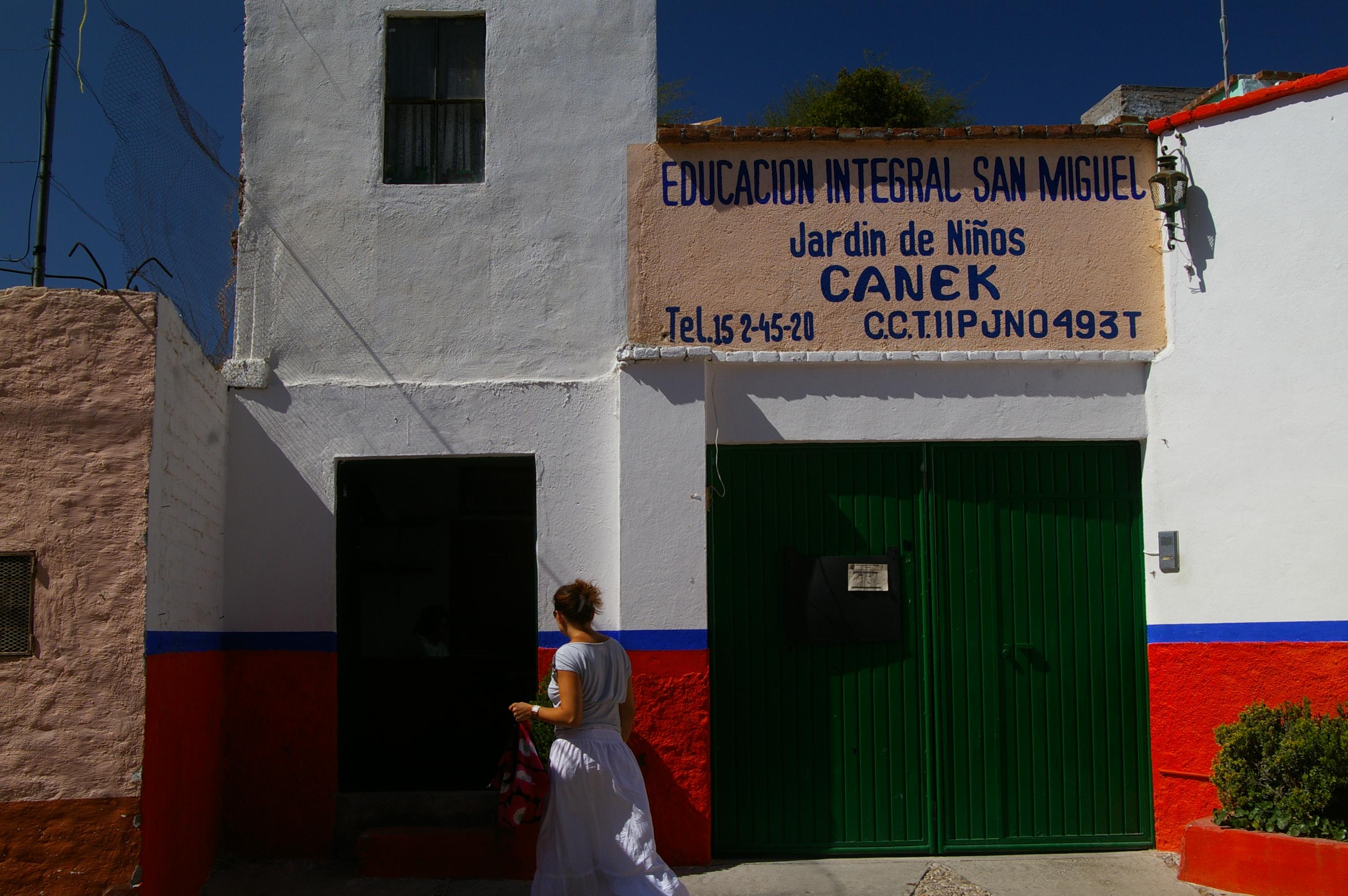 Jak znależć dobrą szkołę dla swoich dzieci w San Miguel de Allende?