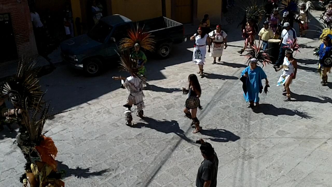 Indianie Tańczą o Świcie